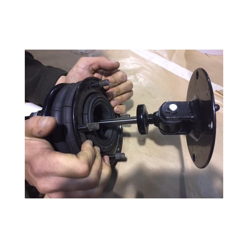 suspension pneumatique pour cal che avec compensateur hydraulique suspension de cal che. Black Bedroom Furniture Sets. Home Design Ideas