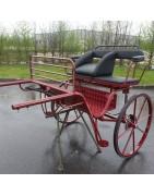 Calèche 2 roues